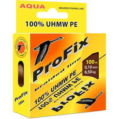 Плетеный шнур ProFix Brown