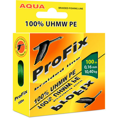 Плетеный шнур ProFix Dark-Green
